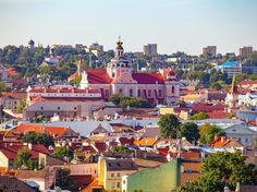 Vilnius...heap european city breaks   http://www.businessinsider.com/cheap-european-city-breaks-2016-3?r=UK&IR=T