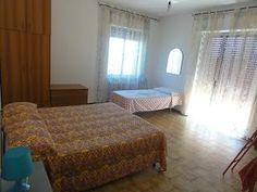 Camera letto Appartamento secondo piano LATO MARE