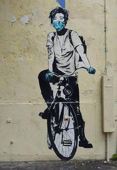#Streetart: new piece by #EddieColla in #Paris #arte #art #urbanart