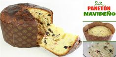 "LA RECETA MÁS FÁCIL DE PANETÓN (PANETTONE) ""Cooking by Michela"" Si te gusta dinos HOLA y dale a Me Gusta MIREN… | Receitas Soberanas Pan Dulce, Dessert Recipes, Desserts, Dory, Sweet Recipes, Holiday Recipes, Donuts, Cake Decorating, Recipies"