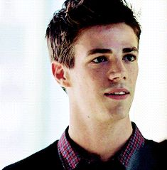 #barry allen #grant gustin #arrow
