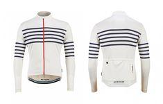 Long Sleeve men's cycling jersey