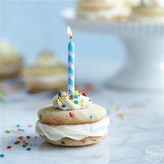 Celebration Birthday Cookies from Pillsbury� Baking