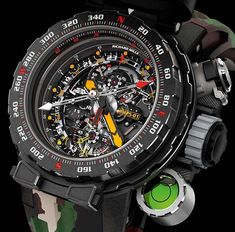 Richard Mille developed in collaboration with iconic actor Sylvester Stallone, the new Richard Mille RM Tourbillon Adventure . Best Watches For Men, Amazing Watches, Luxury Watches For Men, Beautiful Watches, Cool Watches, Richard Mille, Sylvester Stallone, Timex Watches, Expensive Watches