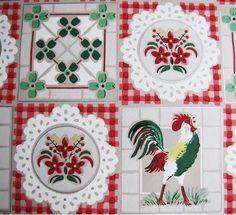 vintage-wallpaper-roosters