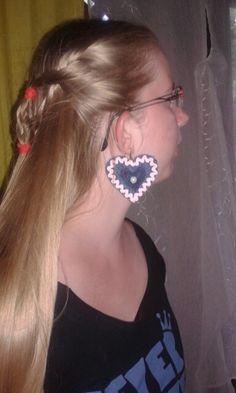 Farmer fülbevalo saját alkotás Farmer, Earrings, Jewelry, Ear Rings, Jewlery, Jewels, Jewerly, Jewelery, Beaded Earrings Native