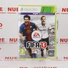 Videojuego FIFA 13 para XBOX 360 de segunda mano E271699 # Juego fifa 13# de segunda mano# Fifa 13 Xbox 360