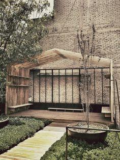 Casa Del Agua interior design