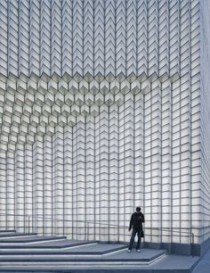 Sou Fujimoto - New façade created for the fashion house Ports in Shanghai