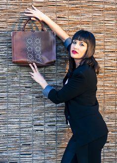 Bolso troquelado Bandana de Tessa by carmen tessa | www.carmentessa.es