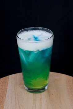 Alien Urine Sample Drink ~ A Year of Cocktails