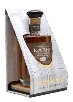 TEERENPELI DISTILLER'S CHOICE KARHI Madeira Finish, Finland