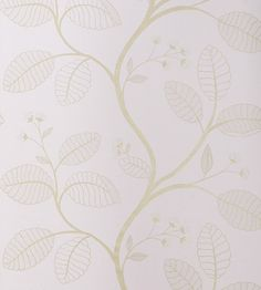 Celia Vine Wallpaper, blue leaf wallpaper, from the Anna French wallpaper collection Anna French Wallpaper, View Wallpaper, Wallpaper Ideas, Wallpaper Pink And Blue, Construction Wallpaper, Layout, Blue Leaves, Large Photos, Wallpapers