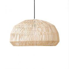 Name 1 natural rattan pendant - Modern Chandelier Ceiling Lights, Room Lights, Hanging Lights, Pendant Lighting, Diy Light Fixtures, Light Fittings, Rattan, Country Modern Home, Kitchen Pendants
