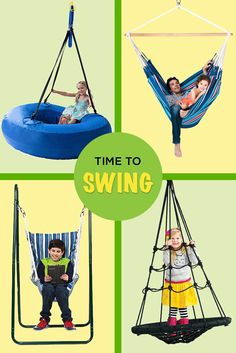 Time to Swing | Swings for Kids with Special Needs | Autism