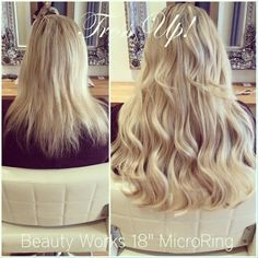 TRESS UP! Professional Hair Extensions. Fusion Bond & Micro Ring. BEAUTY WORKS, OMBRE & MORE! | United Kingdom | Gumtree