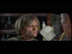 For a few dollars more - Smoker, where Lee Van Cleef strikes a match on Klaus Kinski's back!