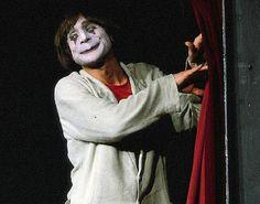 Dimitri, our famous clown