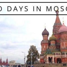 💻: This week's featured blog...Moscow! 🇷🇺 Head over to the website to read about our whirlwind 2 days in this amazing city www.thegirlswhowander.com  #thegirlswhowander  #Russia #Moscow #travel #linkinbio D Day, The Girl Who, Moscow, Wander, Taj Mahal, Russia, This Is Us, Website, City