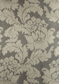 CASERTA DAMASK, Taupe, AW72979, Collection Manor from Anna French