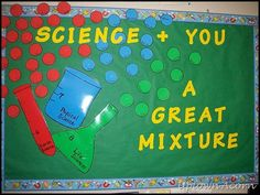 The Uptown Acorn: My Science Classroom