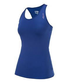 Another great find on #zulily! Royal Blue Racerback Tank - Women #zulilyfinds