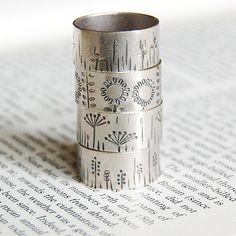 Cute stack rings