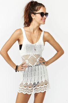 vestidos de crochet - Pesquisa Google