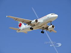 Air Canada Airbus A319 Prints, t-shirts, mugs and other goods available with this image.