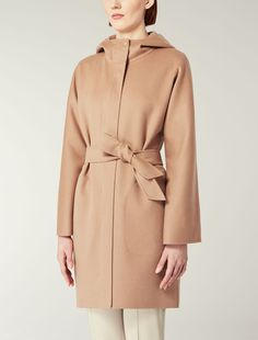Wool, angora and cashgora jacket, camel - NILLA Max Mara