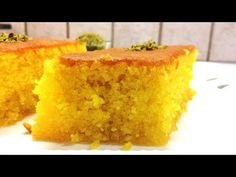 🔴Συνταγή Ραβανί αφρος απο Delicious Recipes | Revani Recipes - YouTube Sweets Recipes, Cooking Recipes, Greek Desserts, Biscotti Cookies, Happy Foods, Few Ingredients, Cornbread, Recipies, Cupcakes