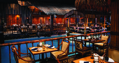 Tonga Room & Hurricane Bar, where you can have dinner during a tropical rainstorm. | 11 Places That Prove San Francisco Is The Quirkiest