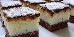 Kokosový koláčik