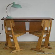Schultisch  Geretteter Schultisch in sauber und schön | UpcyclingMay 2013 ...