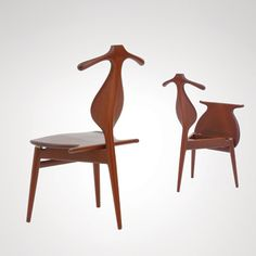Valet Chair / Hans J. Wegner, 1953 (made by Johannes Hansen)