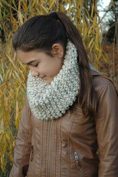 Two Friends - Lovers of Design - Creating products promoting true inner beauty - Winter Season, Fall Winter, Walk To School, Chunky Knit Scarves, Winter Collection, Toast, Beige, Knitting, Crochet