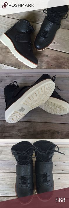 NWT Vera Wang Wedge Sneakers Black Brand new in box (box has no cover). Retail $89.99. Size 6. Never worn. Simply Vera Vera Wang Shoes Sneakers