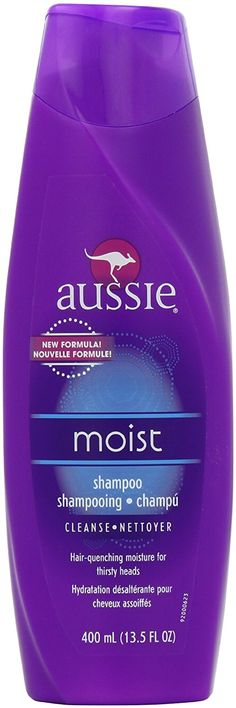 Aussie Moist Shampoo, 13.5 Ounce -- Read more reviews of the product by visiting the link on the image.