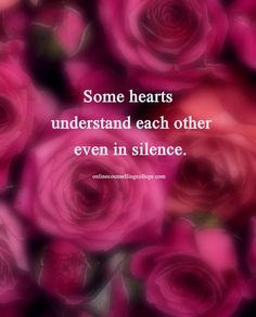 If 2 hearts are connected on all levels then even in silence they'll understand each other and the journey that needs to be taken- Words Of Wisdom Quotes, Quotes About God, True Quotes, Qoutes, Life Status, Status Quotes, Meaningful Quotes, Inspirational Quotes, Motivational