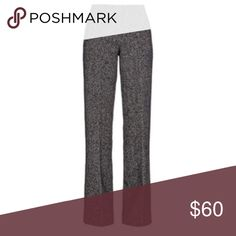 Xoxo Wool Tweed Trousers NWT. Has a slit on the outer side of the leg. Fast shipping. Perfect for the office! XOXO Pants Trousers