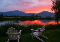 sunset in Montana~~~I wanna Ranch here someday......soon~~~