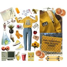 Find Something New To Love Today by officialbabygirl on Polyvore featuring polyvore and art