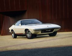 1970 Holden GTR-X Concept Car by Auto Clasico, via Flickr