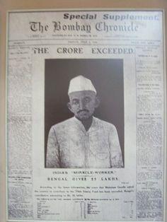 Mahatma Gandhi India's Miracle Worker