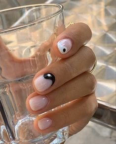 Milky Nails, Nagellack Design, Fire Nails, Minimalist Nails, Nagel Gel, Best Acrylic Nails, Painted Acrylic Nails, Dream Nails, Stylish Nails