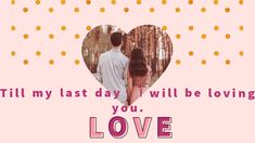 Last day My Last Day, She Quotes, Blogger Themes, Love You, Pure Products, Te Amo, Je T'aime, I Love You