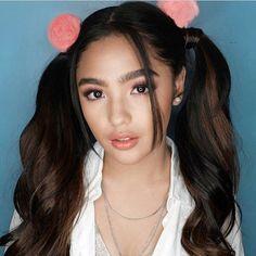 Andrea Brillantes (@andreagorostisa)   Twitter Filipina Actress, Filipina Beauty, Espanto, Shot Hair Styles, Pretty And Cute, Asian Beauty, Actresses, Celebrities, Photography
