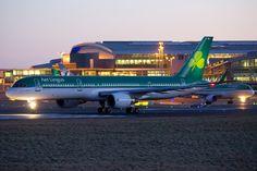 Aer Lingus, Boeing 757-200, EI-LBS, Dublin Airport