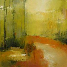 Por amor al arte: Irma Cerese Project Abstract, Abstract Landscape Painting, Landscape Art, Landscape Paintings, Contemporary Abstract Art, Contemporary Landscape, Acrylic Art, Artist Art, Painting Inspiration