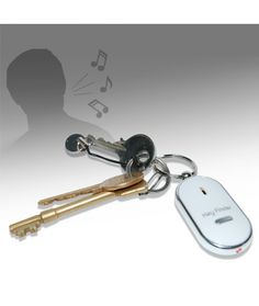 Cheap chain mortiser, Buy Quality chain 925 directly from China control fitness Suppliers: High Quality White LED Key Finder Locator Find Lost Keys Chain Keychain Whistle Sound Control Lost Keys, Neutral, Gadgets, Key Finder, La Pile, Luz Led, Led Lampe, Key Rings, Porte Clef